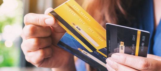 Carte bancaire d'entreprise